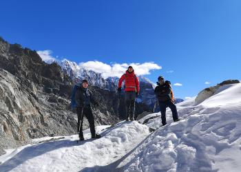 Everest Base Camp Trek With Gokyo Lake