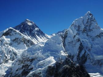 Everest high 3 passes Trek with Everest Base Camp
