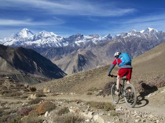 Kathmandu Pokhara Mountain Biking