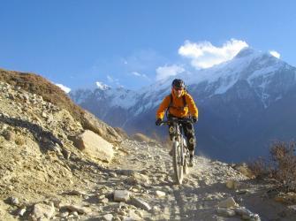 Muktinath Pokhara Biking